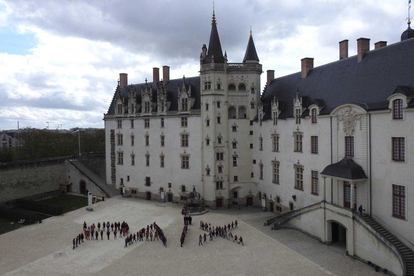 enfants pour la paix Nantes