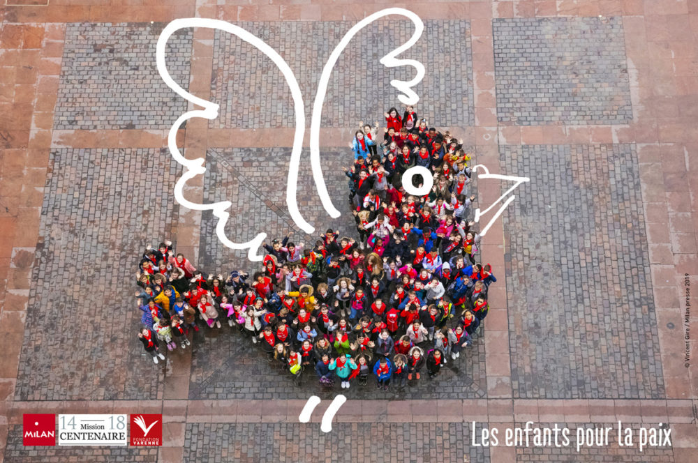 Les enfants pour la Paix - Toulouse
