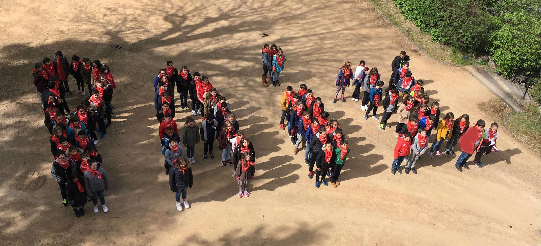 Enfants pour la paix - Clermont-Ferrand